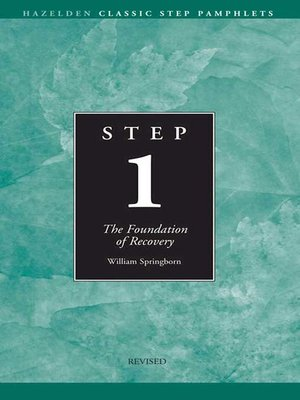cover image of Step 1 AA Foundations of Recovery