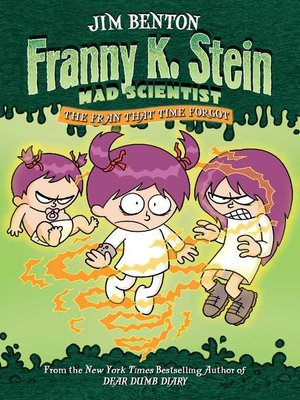 cover image of The Fran That Time Forgot