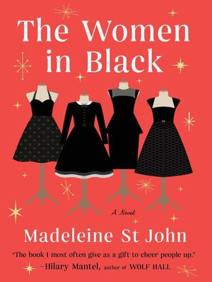 cover image of The Women in Black