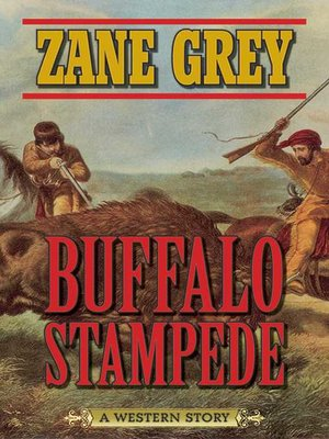 cover image of Buffalo Stampede
