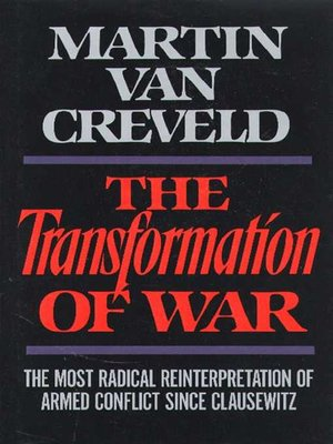 cover image of Transformation of War