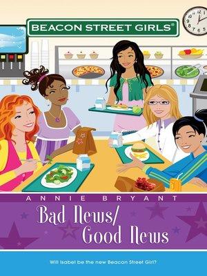cover image of Bad News/Good News
