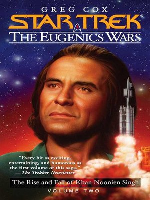 cover image of The Eugenics Wars, Vol. 2