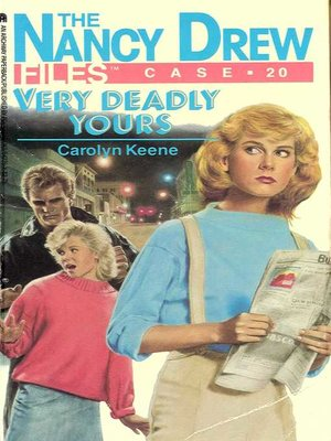 cover image of Very Deadly Yours