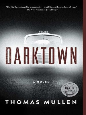 cover image of Darktown