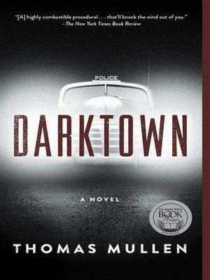 cover image of Darktown