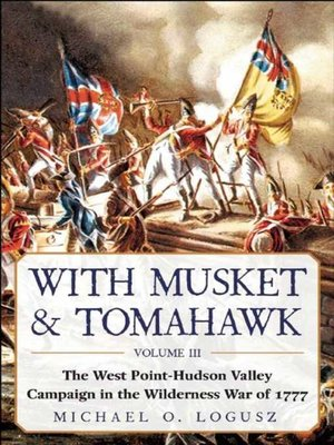 cover image of With Musket & Tomahawk