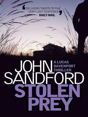 cover image of Stolen Prey
