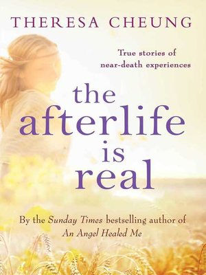 cover image of The Afterlife is Real
