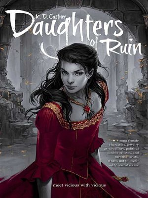 cover image of Daughters of Ruin