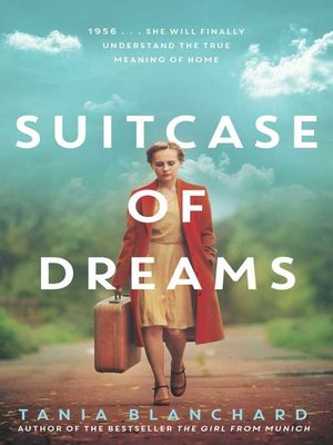 cover image of Suitcase of Dreams