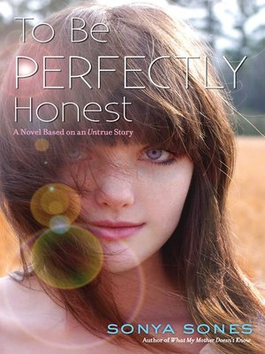 cover image of To Be Perfectly Honest
