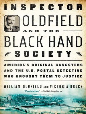 cover image of Inspector Oldfield and the Black Hand Society
