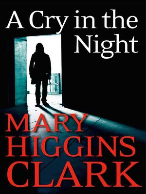 cover image of A Cry In the Night