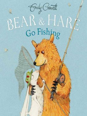 cover image of Bear & Hare Go Fishing