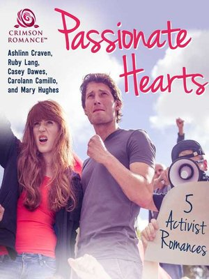 cover image of Passionate Hearts