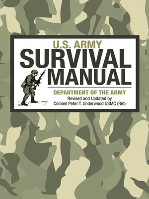 cover image of U.S. Army Survival Manual