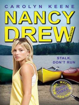 cover image of Stalk, Don't Run