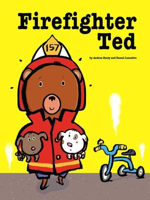 cover image of Firefighter Ted
