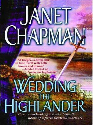 cover image of Wedding the Highlander