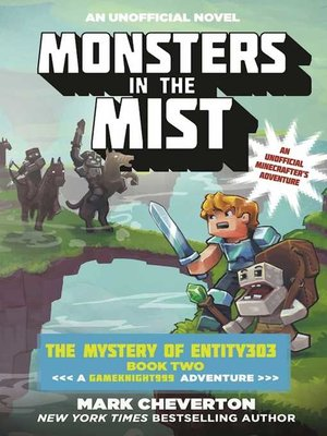 cover image of Monsters in the Mist
