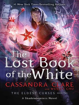 cover image of The Lost Book of the White