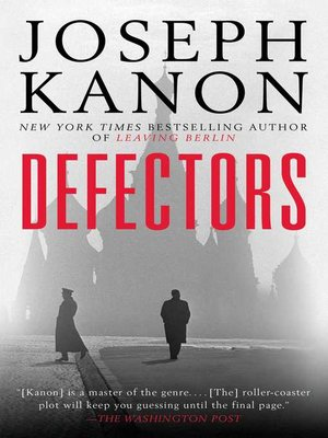 cover image of Defectors