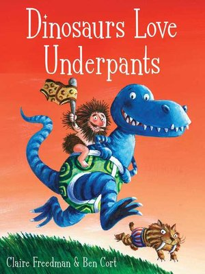 cover image of Dinosaurs Love Underpants