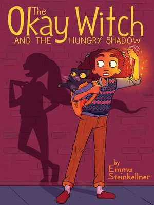 cover image of The Okay Witch and the Hungry Shadow
