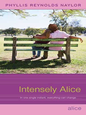 cover image of Intensely Alice