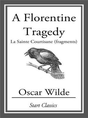 cover image of A Florentine Tragedy