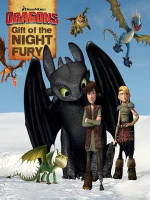 cover image of Gift of the Night Fury