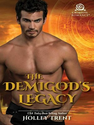 cover image of The Demigod's Legacy