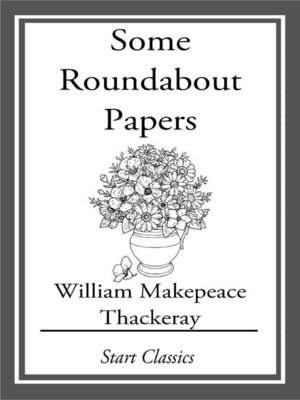 cover image of Some Roundabout Papers