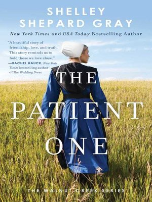cover image of The Patient One