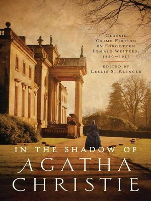 cover image of In the Shadow of Agatha Christie