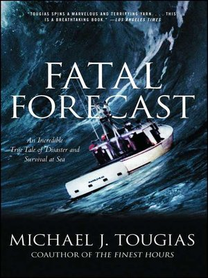 cover image of Fatal Forecast