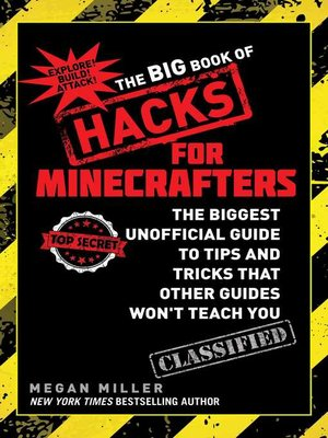 cover image of The Big Book of Hacks for Minecrafters