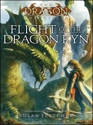 cover image of Flight of the Dragon Kyn