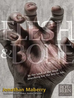 cover image of Flesh & Bone