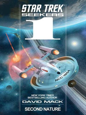 cover image of Seekers: Second Nature