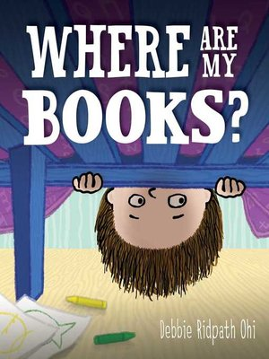 cover image of Where Are My Books?