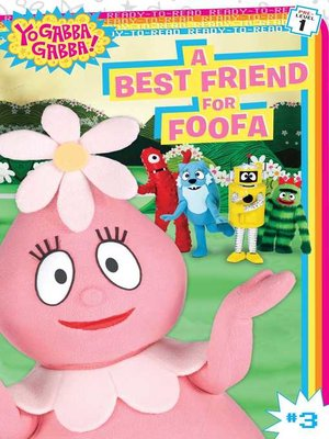 cover image of A Best Friend for Foofa