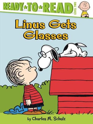 cover image of Linus Gets Glasses