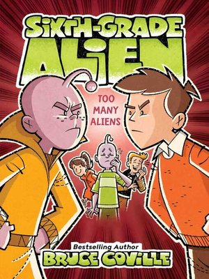 cover image of Too Many Aliens
