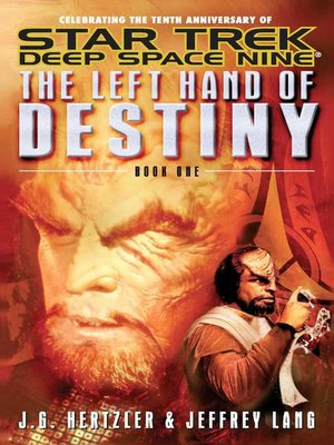 cover image of The Left Hand of Destiny, Book 1