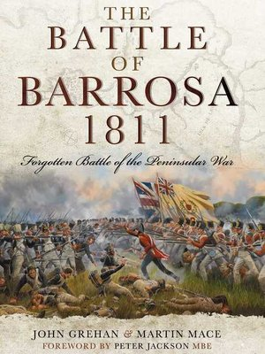 cover image of The Battle of Barrosa