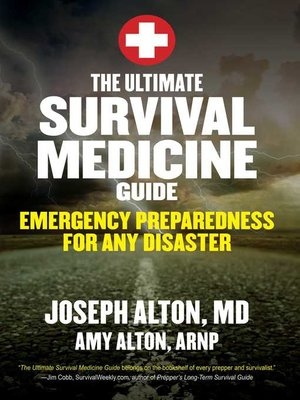 cover image of The Ultimate Survival Medicine Guide