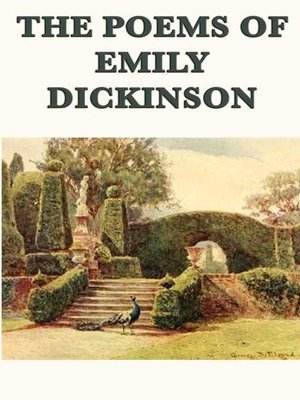 cover image of The Poems of Emily Dickinson
