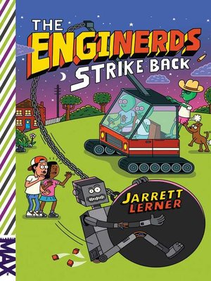 cover image of The EngiNerds Strike Back